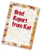 Kat's Brief Report